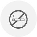 금연 및 전열기구 사용금지 안내